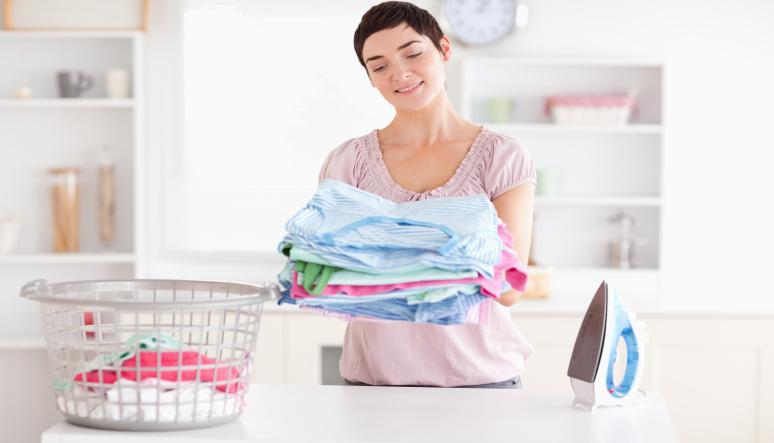 Prádlo jako nové? S námi žádný problém!