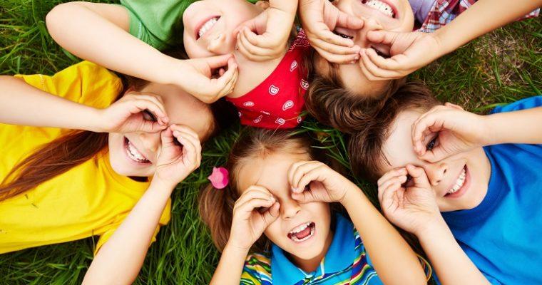 Zahradní slavnost ke Dni dětí