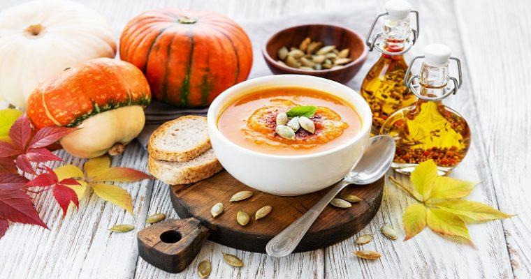 Kuchyně v duchu Halloweenu