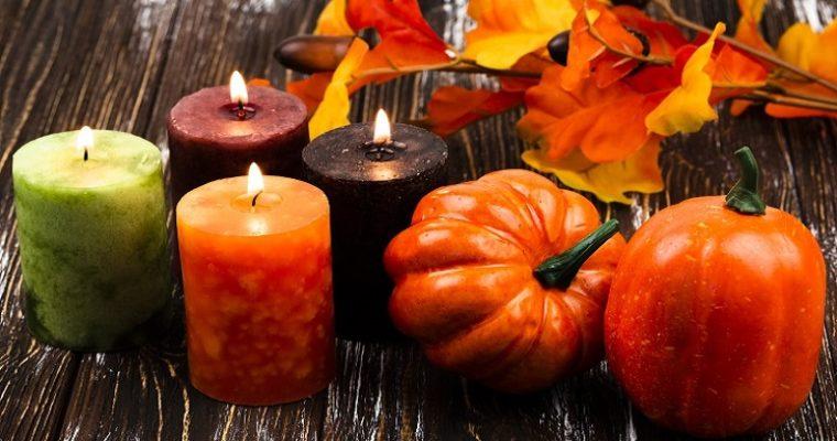 V barvách podzimního listí