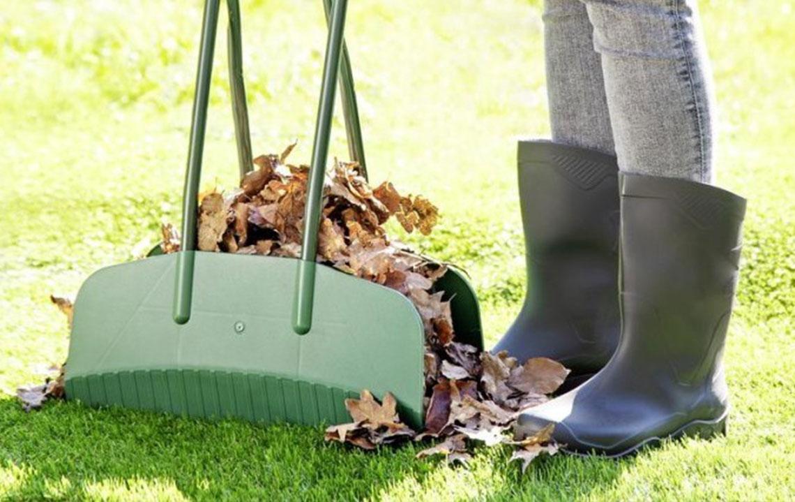 Připravte svou zahradu na zimní spánek