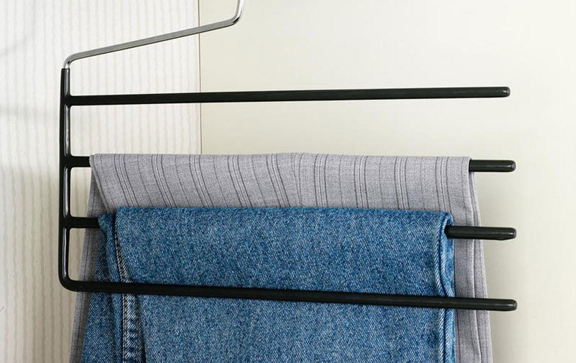 3 tipy na uskladnění věcí v malém bytě