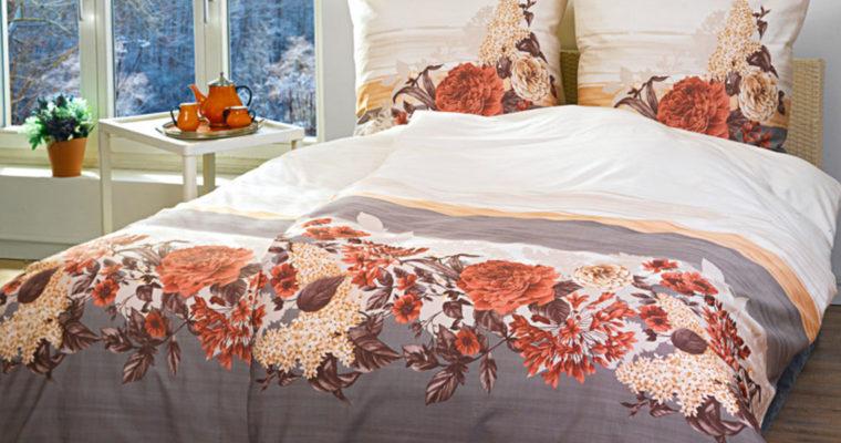 Jak vybrat vhodný textil do ložnice
