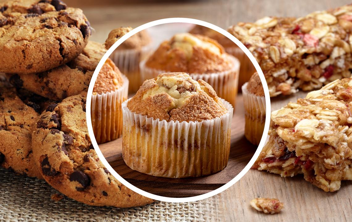 3 recepty na rychlé a chutné sladkosti