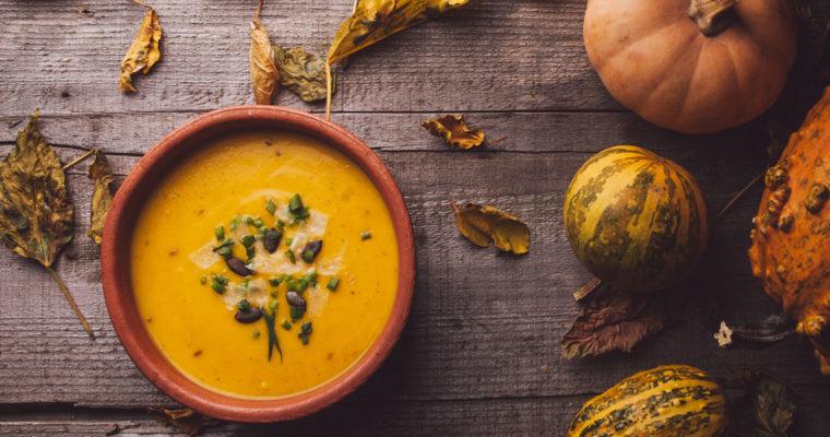 Přivítejte podzim jídlem z dýně 3x jinak